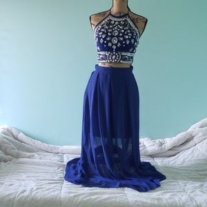 Windsor Formal two piece dress.